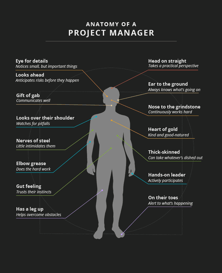 what skills does a project manager require